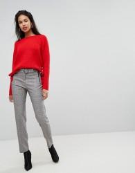 Morgan Pocket Detail Trousers - Grey