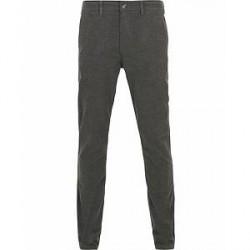 Morris Chap Wool Trousers Grey