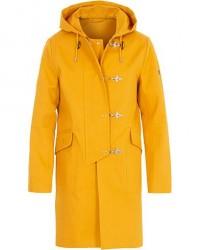 Morris Codrington Raincoat Yellow men L