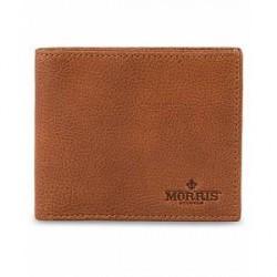 Morris Credit Card Wallet Cognac