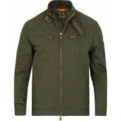 Morris Foxhill Waxed Jacket Olive