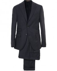 Morris Heritage Frank Four Season Suit Navy men One size Blå