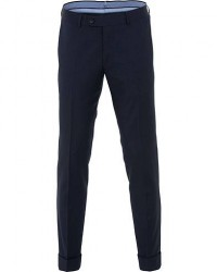 Morris Heritage Prestige Suit Trousers Navy men 56 Blå