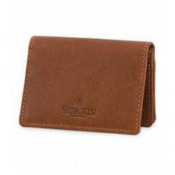 Morris Leather Wallet Cognac