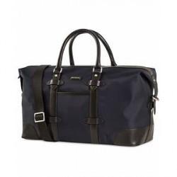 Morris Nylon Weekendbag Navy/Black