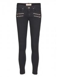 Mos Mosh - Charlie Zip Soft Pant - Black