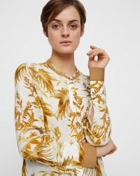 Mos Mosh June Cannes langærmet skjorte