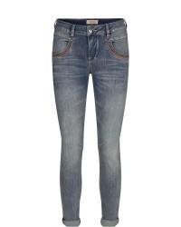 Mos Mosh - Naomi Ida Shade Jeans - Blue