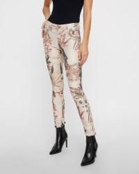Mos Mosh Naomi Shine Flower jeans