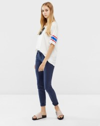Mos Mosh Naomi Stitch bukser