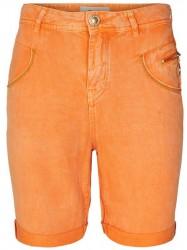 Mos Mosh - Nelly Block Shorts - Orange