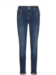 Mos Mosh - Nelly Favourite Jeans - Blue Denim