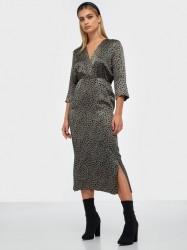 MOSS COPENHAGEN Celie 3/4 Dress AOP Maxikjoler