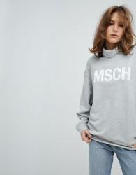Moss Copenhagen Sweatshirt - Grey