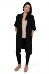 Moves by Minimum - Kimono - Hyrna - Black
