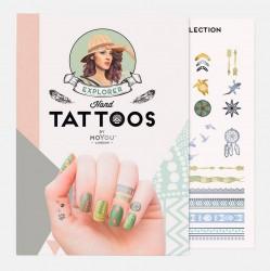 MoYou London Tatovering - Hand Tattoo