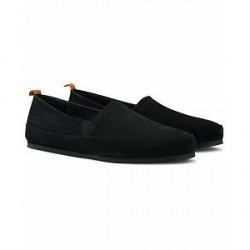 MULO Loafer Suede Black
