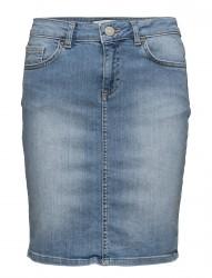 Mya Denim Skirt
