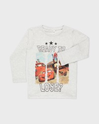 Name it Cars langærmet T-shirt
