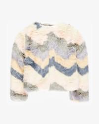 Name it Faux Fur jakke