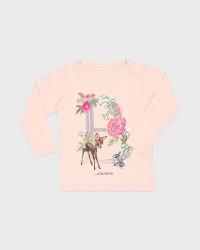 Name it Maja langærmet T-shirt