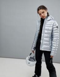 Napapijri Aerons Eco Jacket In Silver - Silver