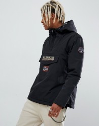 Napapijri Rainforest winter 1 jacket in black - Black