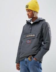 Napapijri Rainforest winter 1 jacket in dark grey - Grey
