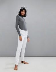 Napapijri Ski Pants In White - White