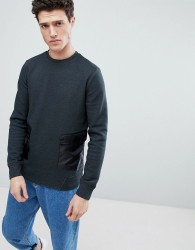 Native Youth Pocket Sweatshirt - Green