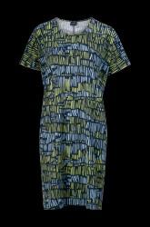 Natkjole Ladies Big Shirt Domino