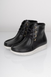 Nature - Støvler - Asta - Leather Black