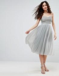 Needle & Thread Coppelia Ballet Dress - Blue