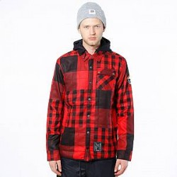 Neff Jakke - Shralper Riding Shirt
