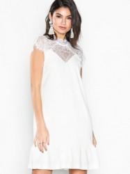 Neo Noir Foxy White Dress Loose fit White