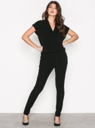 Neo Noir Grace Lurex Jumpsuit Jumpsuits Black