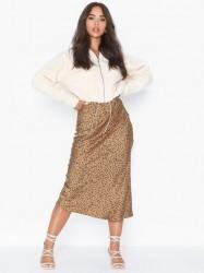 Neo Noir Lulla Big Dot Skirt Midi nederdele