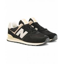 New Balance 574 Running Sneaker Black