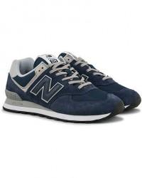 New Balance 574 Running Sneaker Navy