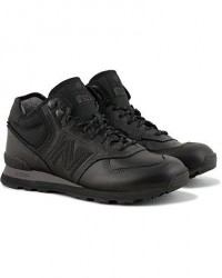 New Balance 574 Winter Running Sneaker Black