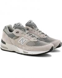 New Balance Made in England 991 Running Sneaker Grey