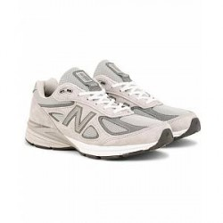 New Balance Made in USA 990 Running Sneaker Grey