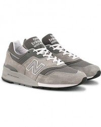 New Balance Made in USA 997 Running Sneaker Grey