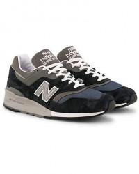New Balance Made in USA 997 Running Sneaker Navy