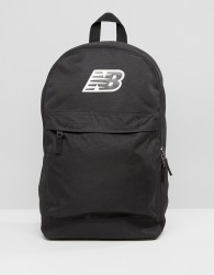 New Balance Pelham Classic Backpack In Black - Black