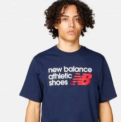 New Balance T-Shirt - Athletics Shoebox