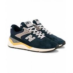 New Balance X90 Running Sneaker Navy Suede