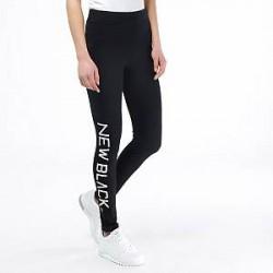 New Black Leggings - Basic