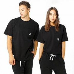New Black T-Shirt - Team 16