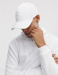New Era 39Thirty Diamond Era Boston Red Sox fitted baseball cap in white - White